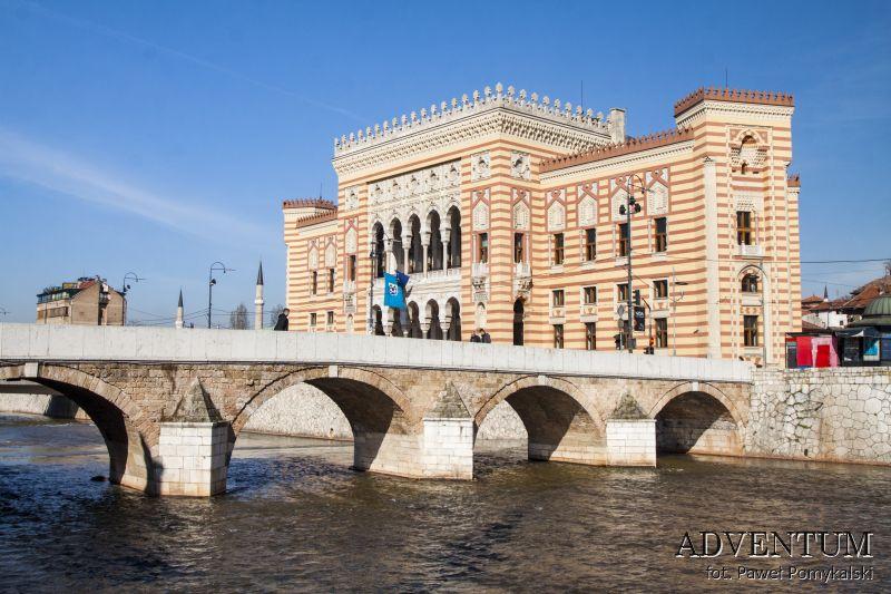 Sarajewo Bałkany Bośnia i Hecegowina
