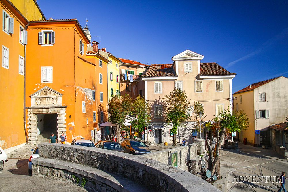 Labin Istria Chorwacja Atrakcje Zwiedzanie