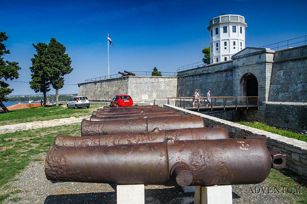 Pula Istria Chorwacja Atrakcje Zwiedzanie