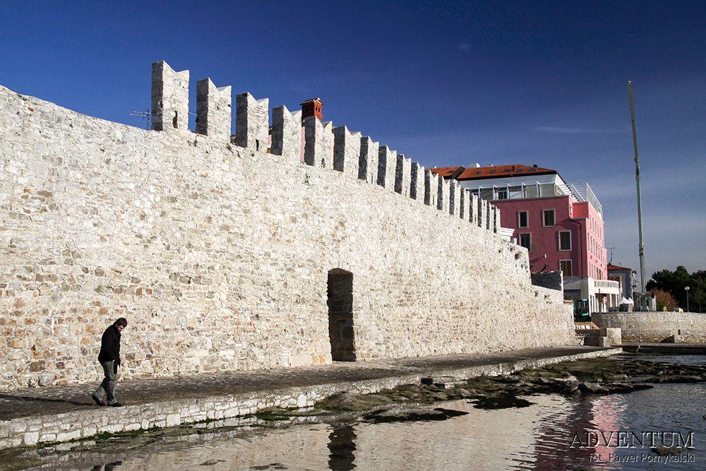 Novigrad Istria Chorwacja Atrakcje Zwiedzanie