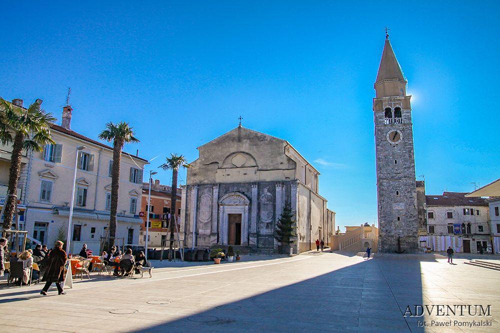 Umag Istria Chorwacja Atrakcje Zwiedzanie