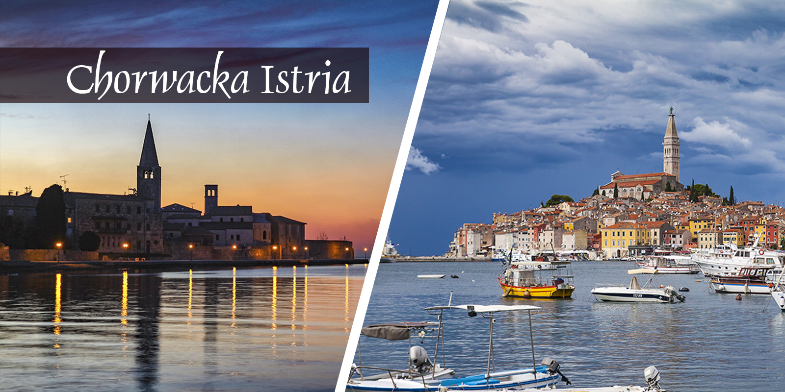 Rovinj Istria Chorwacja Atrakcje Zwiedzanie