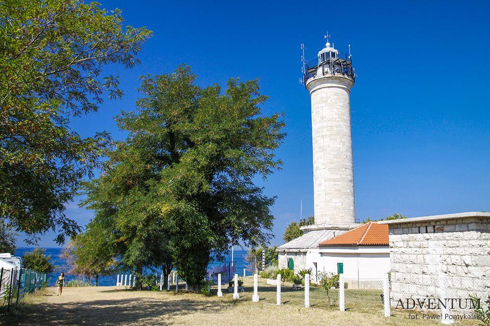 Savudrija Istria Chorwacja Atrakcje Zwiedzanie