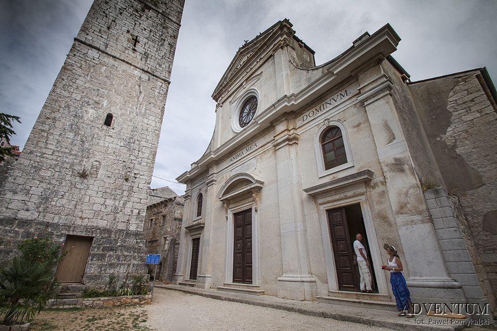 Bale Istria Chorwacja Atrakcje Zwiedzanie
