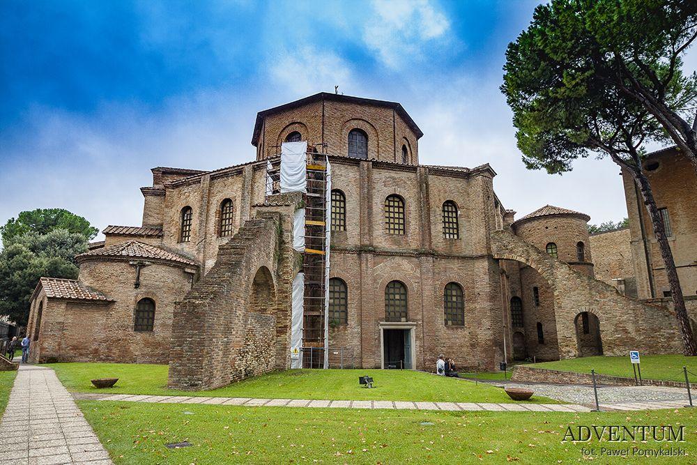 Rawenna Rimini Włochy Adriatyk Atrakcje Zwiedzanie
