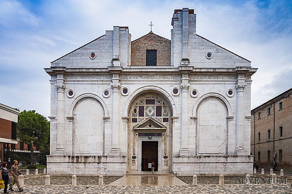 Rimini Włochy Adriatyk Atrakcje Zwiedzanie