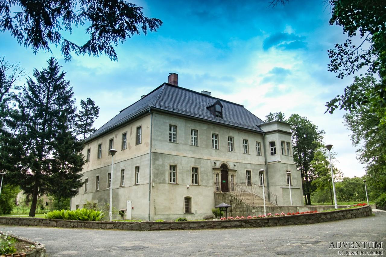 Dolina Pałaców i Ogrodów Bukowiec Pałac Dolny Śląsk Przewodnik