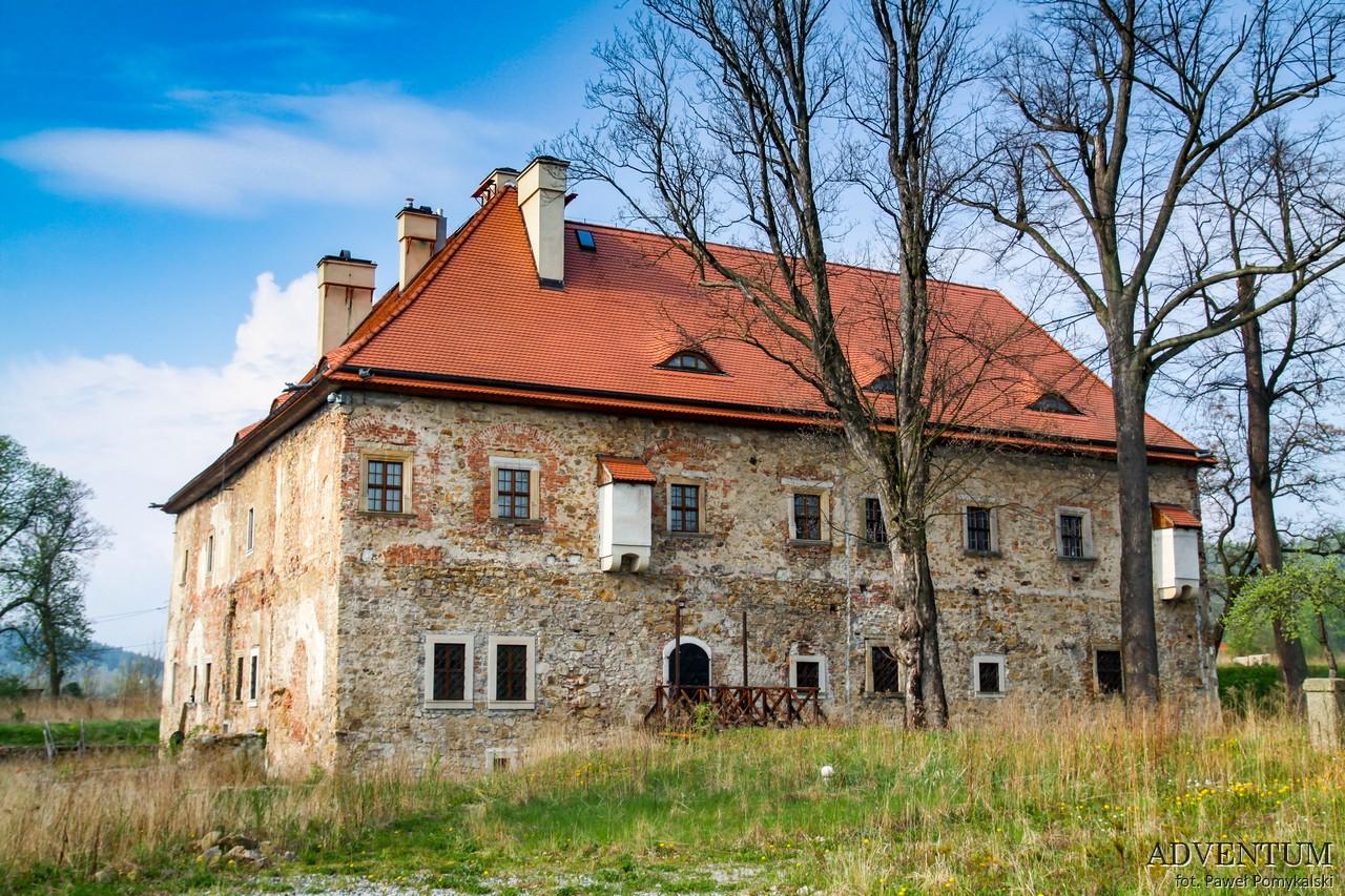 Dolina Pałaców i Ogrodów Czarne Pałac Dolny Śląsk Przewodnik