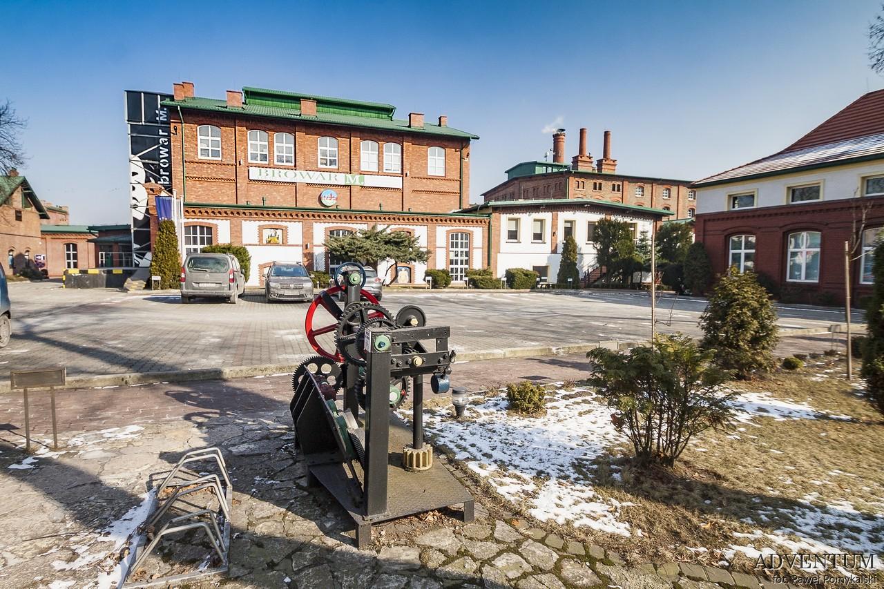 Katowice Górny Śląsk zabytki zwiedzanie atrakcje przemysł Szopienice
