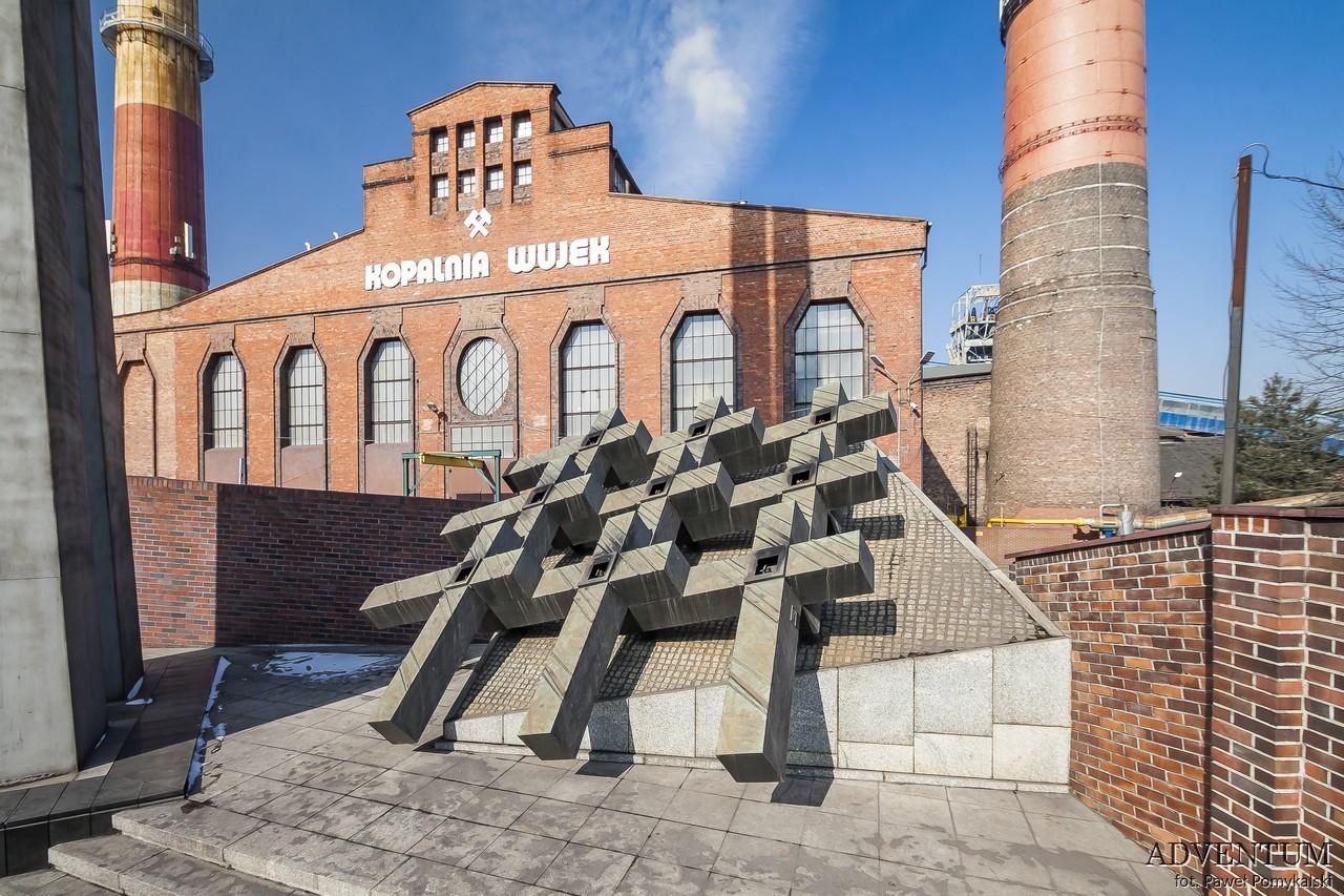 Katowice Górny Śląsk zabytki zwiedzanie atrakcje kopalnia wujek