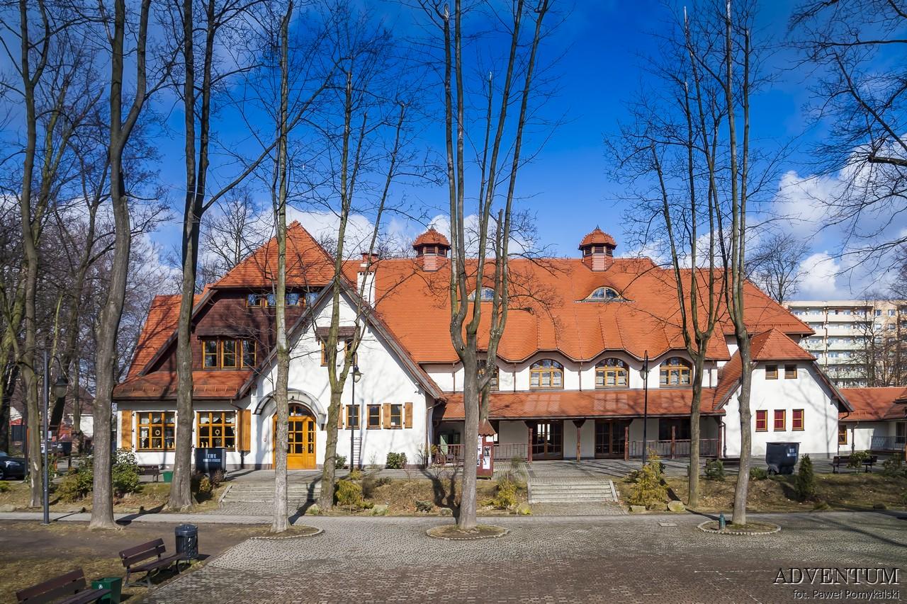 Katowice Górny Śląsk zabytki zwiedzanie atrakcje giszowiec