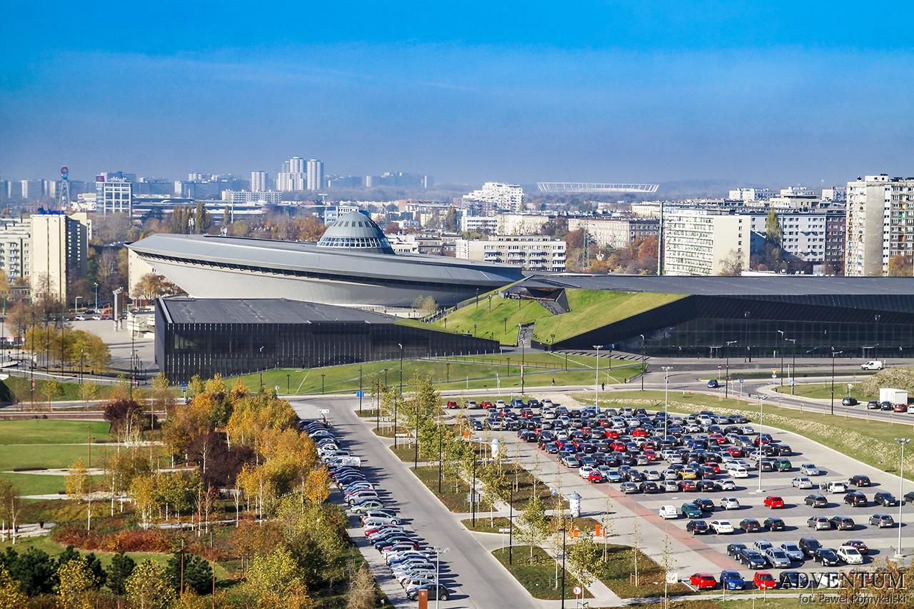 Katowice Górny Śląsk zabytki zwiedzanie atrakcje spodek