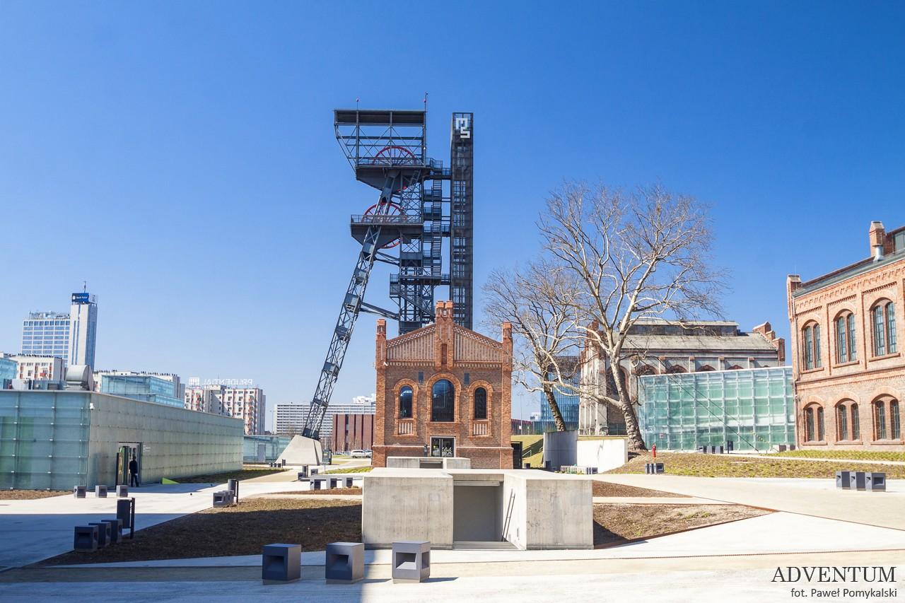 Katowice Górny Śląsk zabytki zwiedzanie atrakcje muzeum