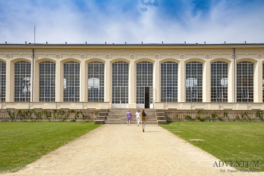 Kromieryż Kroměříž Zamek Ogród UNESCO Czechy