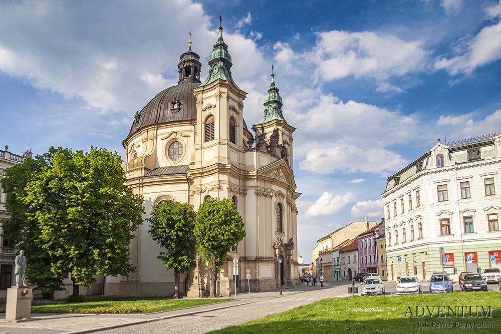 Kromieryż Kroměříž Pałac atrakcje zwiedzanie ogród zamek