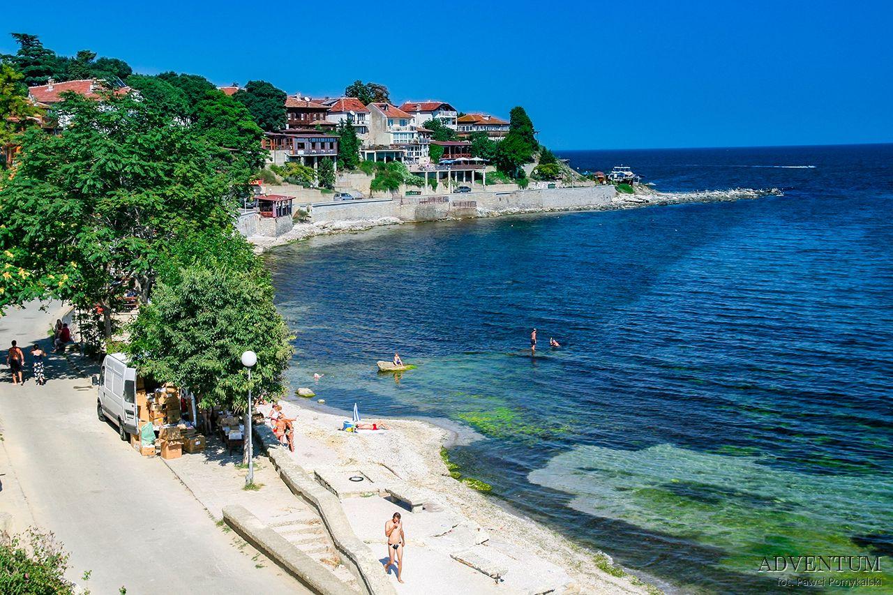 Nesebyr Bułgaria Atrakcje Zabytki Wczasy Morze Czarne