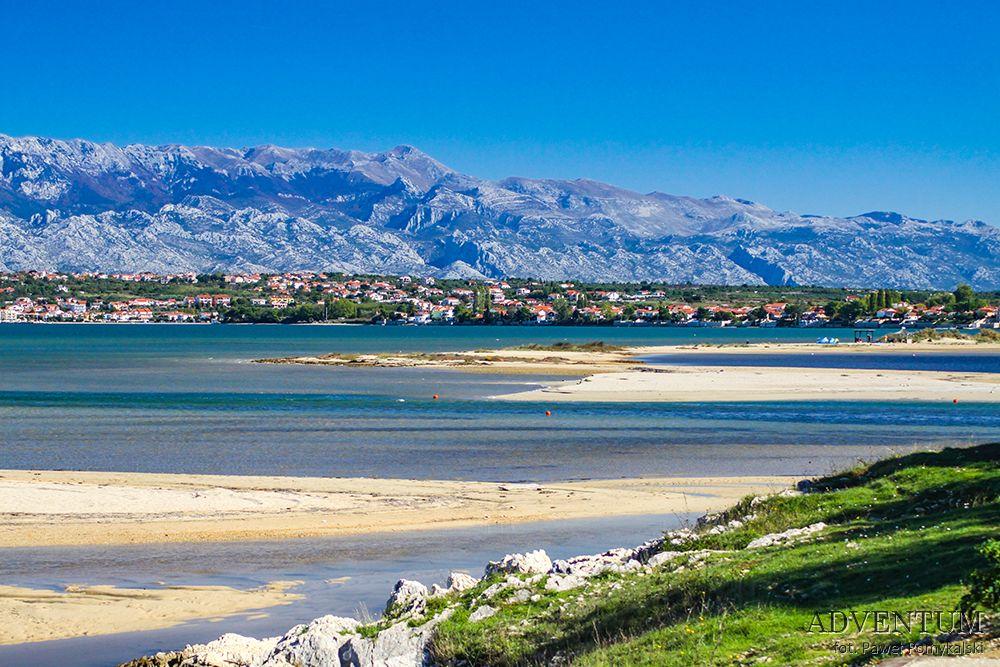 Nin Chorwacja Plaża Atrakcje Góry