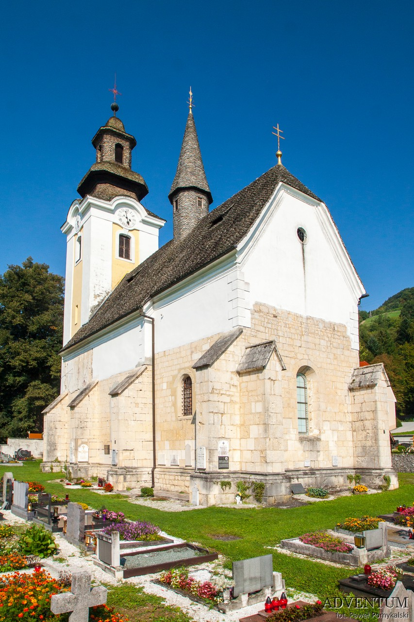 Słowenia Pohorje góry wakacje atrakcje zwiedzanie