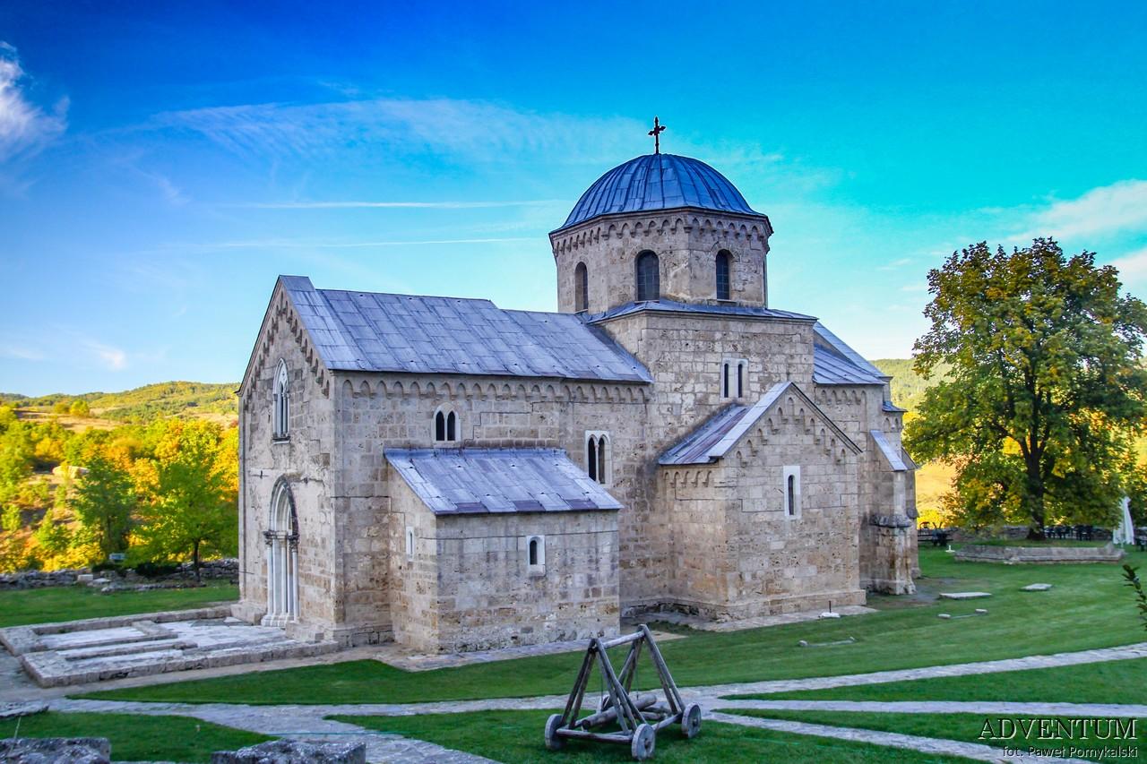 serbia atrakcje religia kierunki podróży monastyr gradac