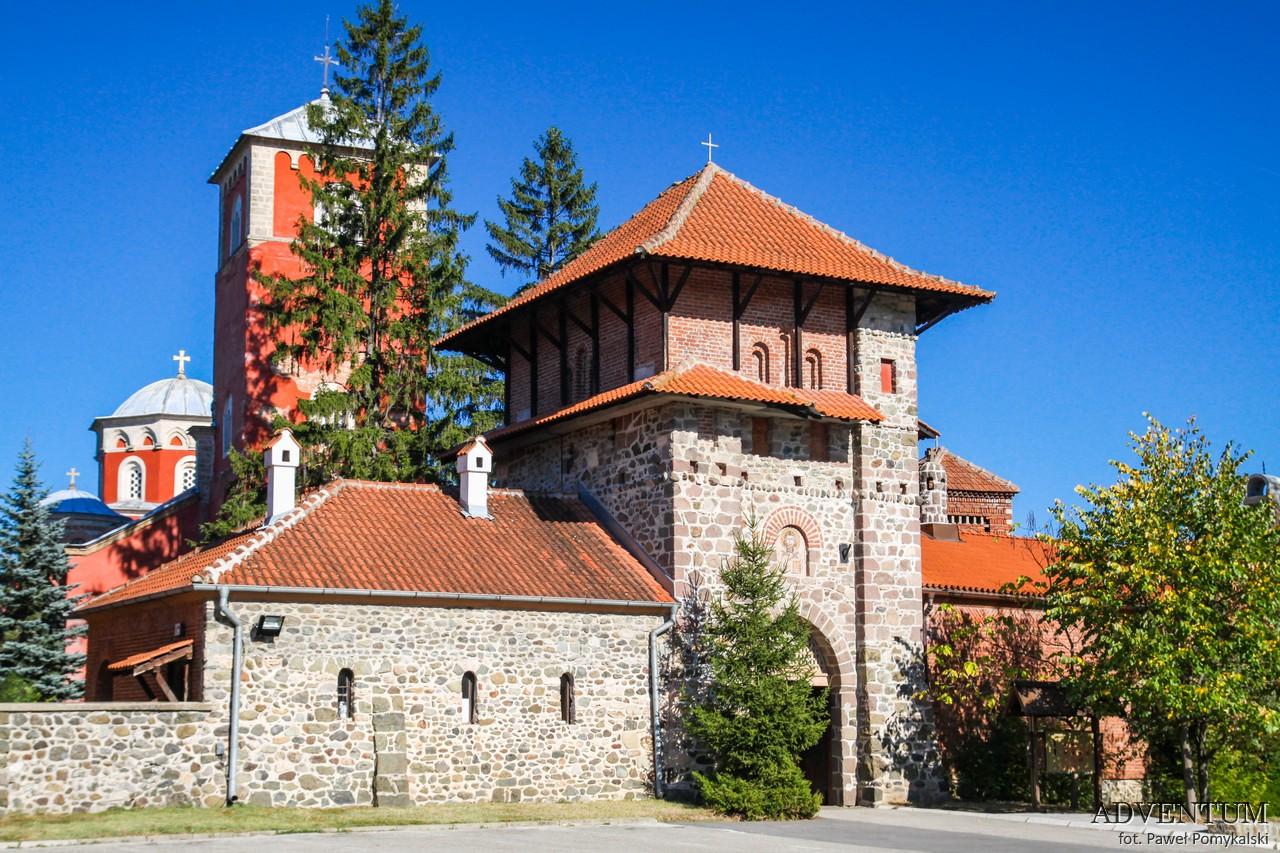 serbia atrakcje religia kierunki podróży monastyr Žiča