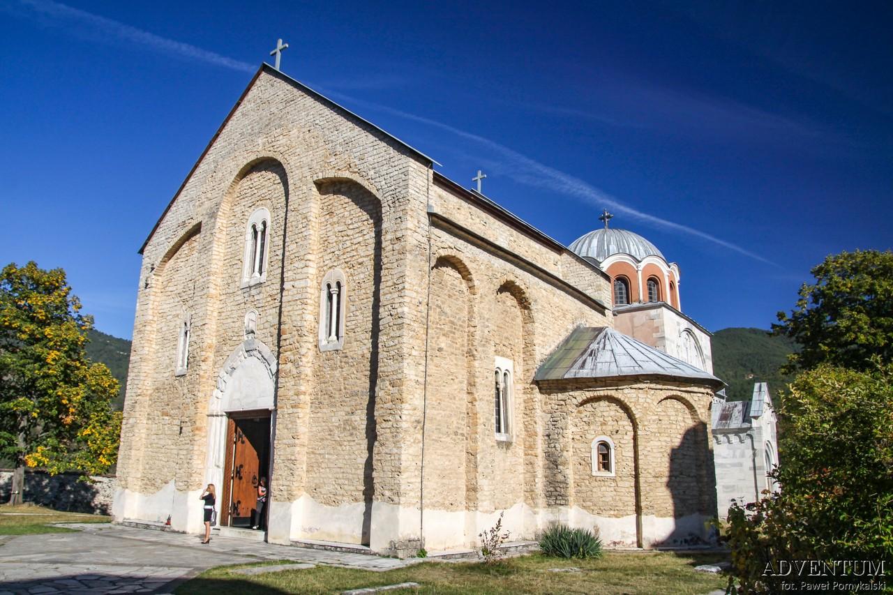 serbia atrakcje religia kierunki podróży monastyr studenica
