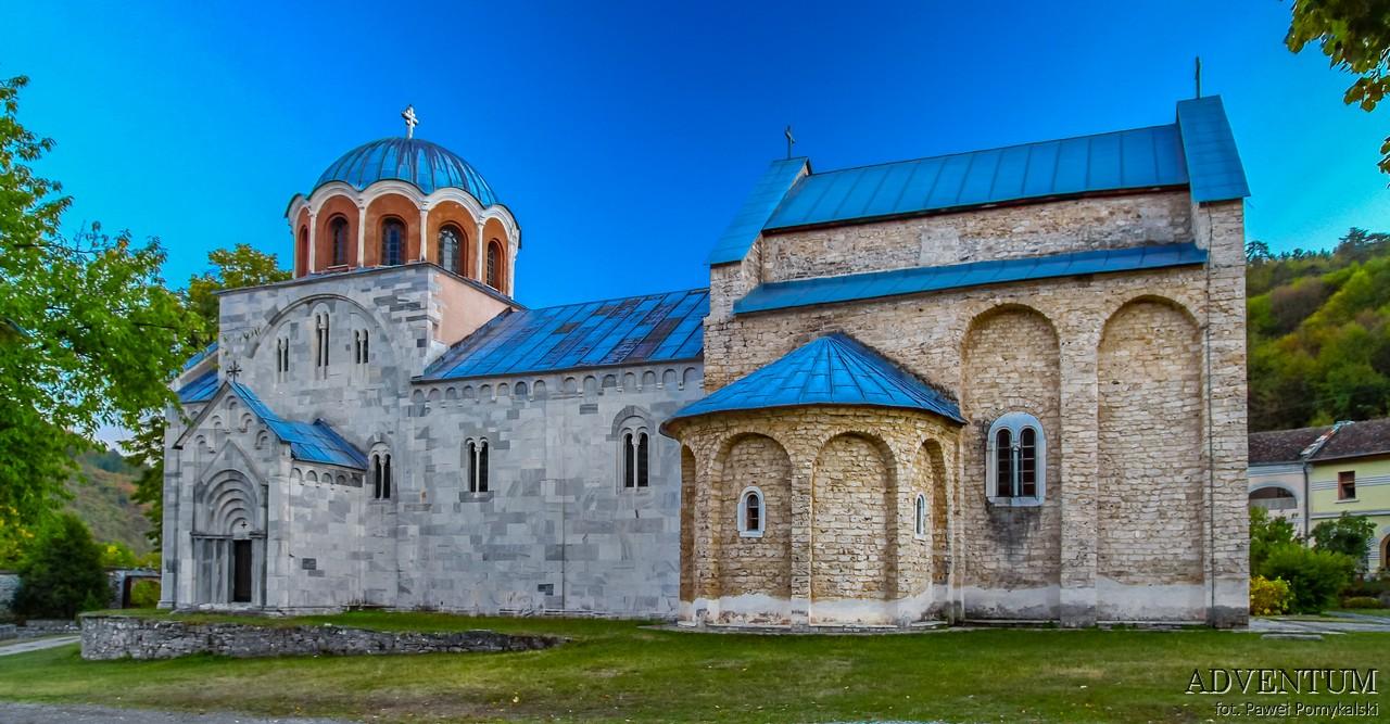 Monaster Studenica Serbia Unesco Atrakcje Religia Cerkiew Zwiedzanie