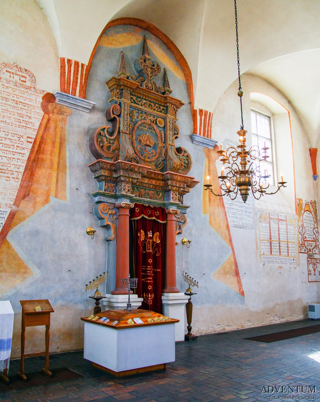 tykocin zwiedzanie synagoga podlasie atrakcje podlaskie