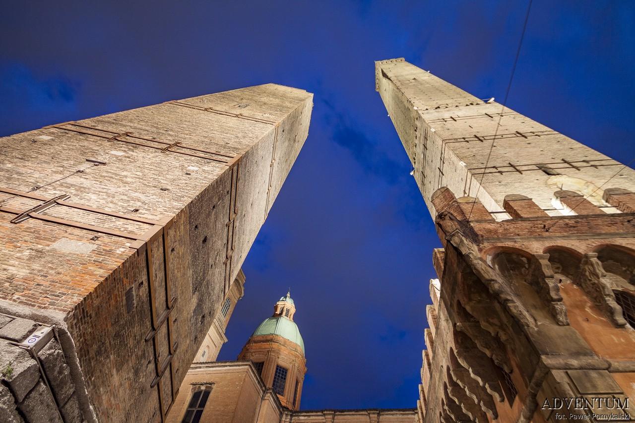 Bolonia Włochy Italia Atrakcje Uniwersytet Stadion Kuchnia Piazza Maggiore