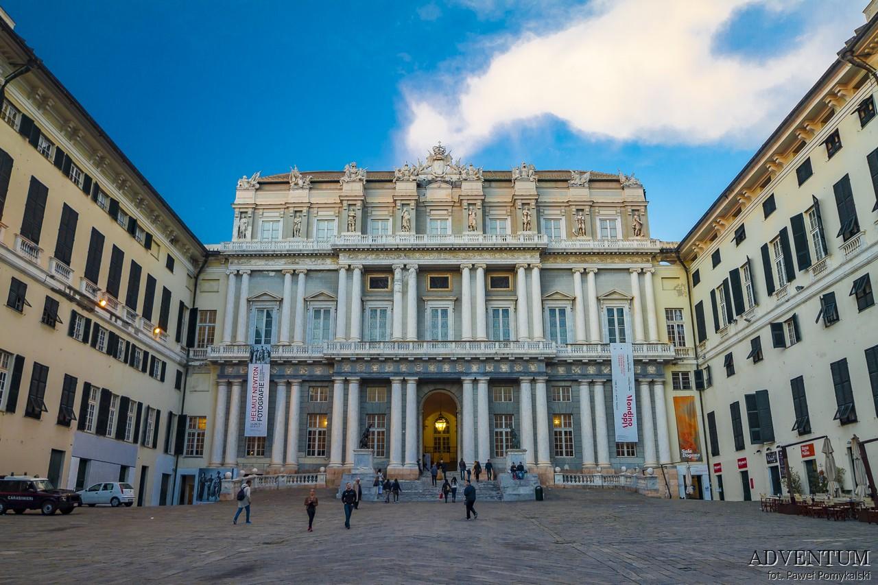 Genua Włochy Potr Atrakcje Akwarium Genova Italia Zwiedzanie