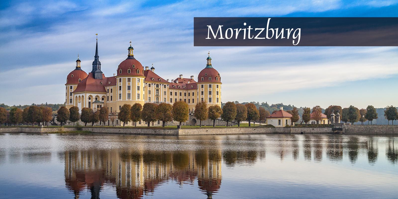 Moritzburg Pałac Zamek Drezno Saksonia Niemcy Zwiedzanie Atrakcje