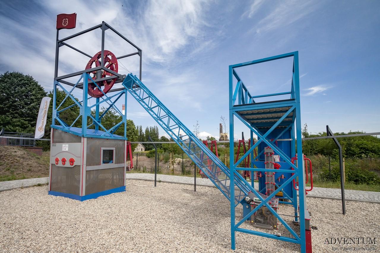 Główna Kluczowa Sztolnia Dziedziczna Zabrze Atrakcje Podziemia Kopalnia Zwiedzanie Królowa Luiza Górny Śląsk