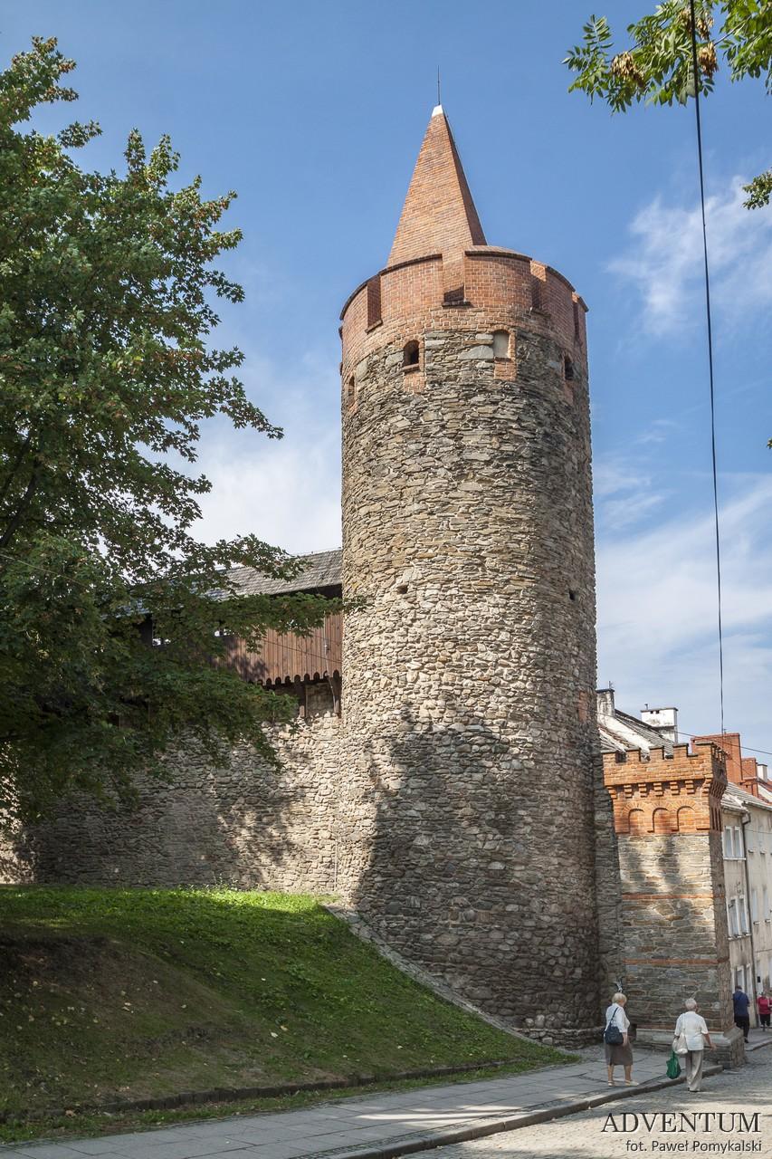 paczków mury obrone atrakcje mapa zamek aktualności opolskie
