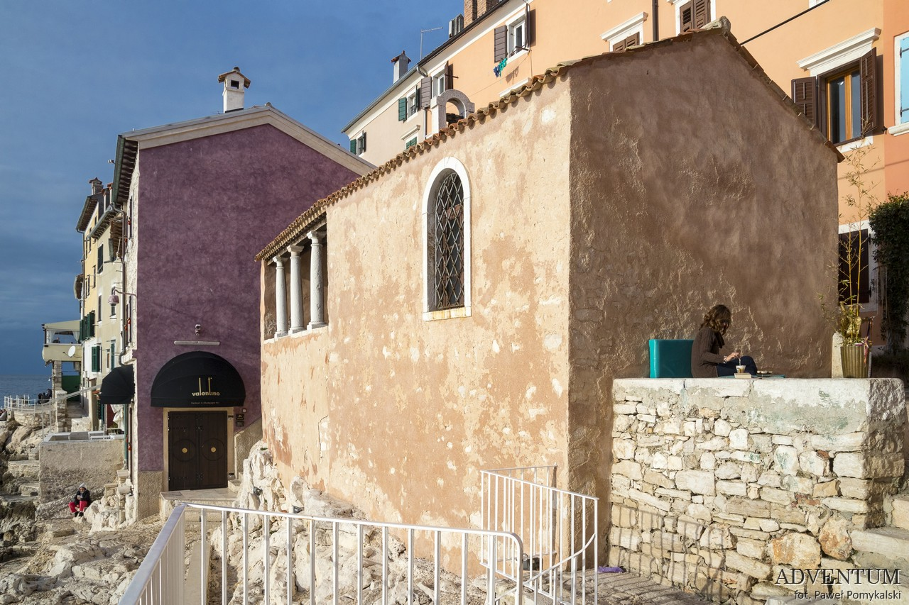 Rovinj Chorwacja Stare Miasto Pogoda Plaże Noclegi Camping Zdjęcia Istria Atrakcje Zwiedzanie