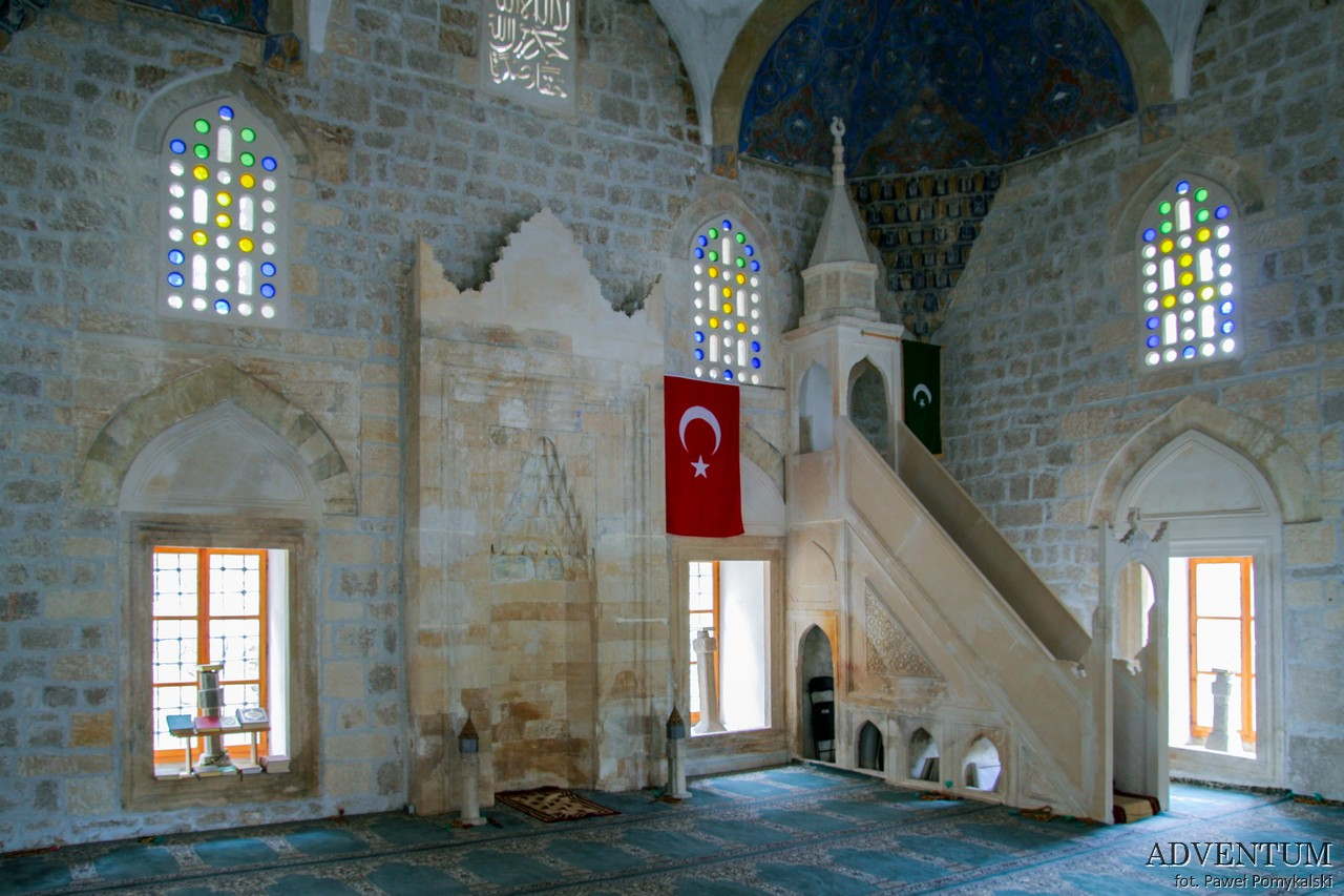 Počitelj Pocitelj Mostar Bośnia I Hercegowina Zwiedzanie Medjugorje Blagaj Atrakcje meczet