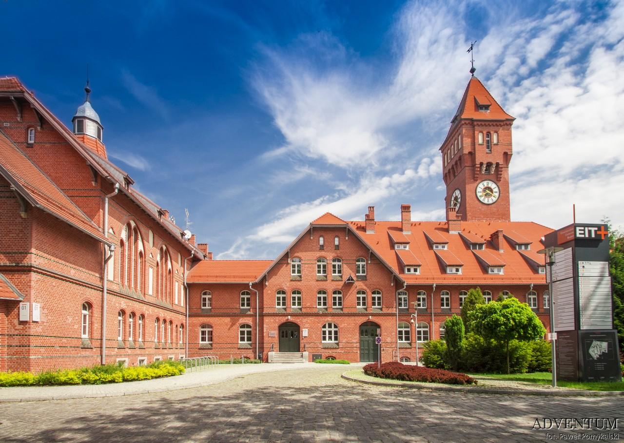 Wrocław Dolny Śląsk Atrakcje Mapa Kompleks Pracze