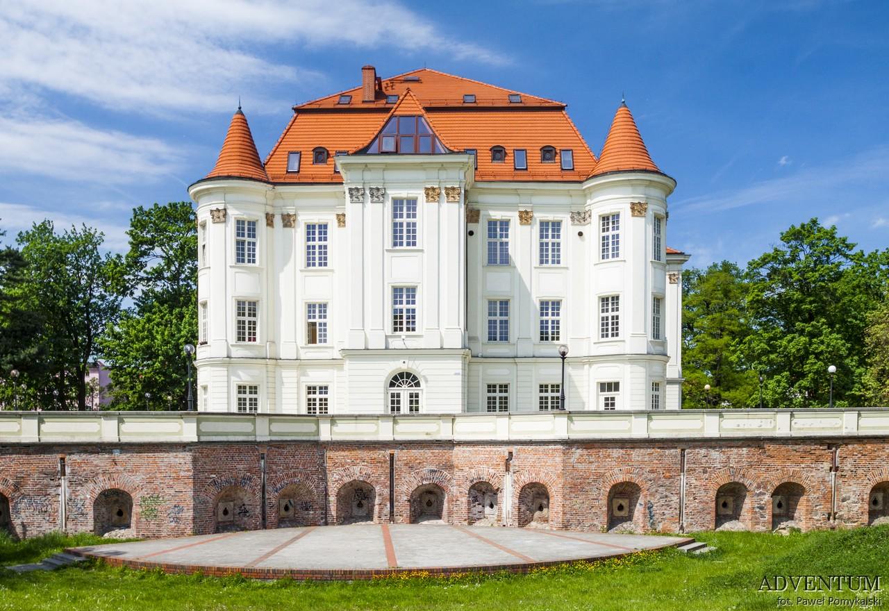 Wrocław Dolny Śląsk Atrakcje Mapa Leśnica Zamek