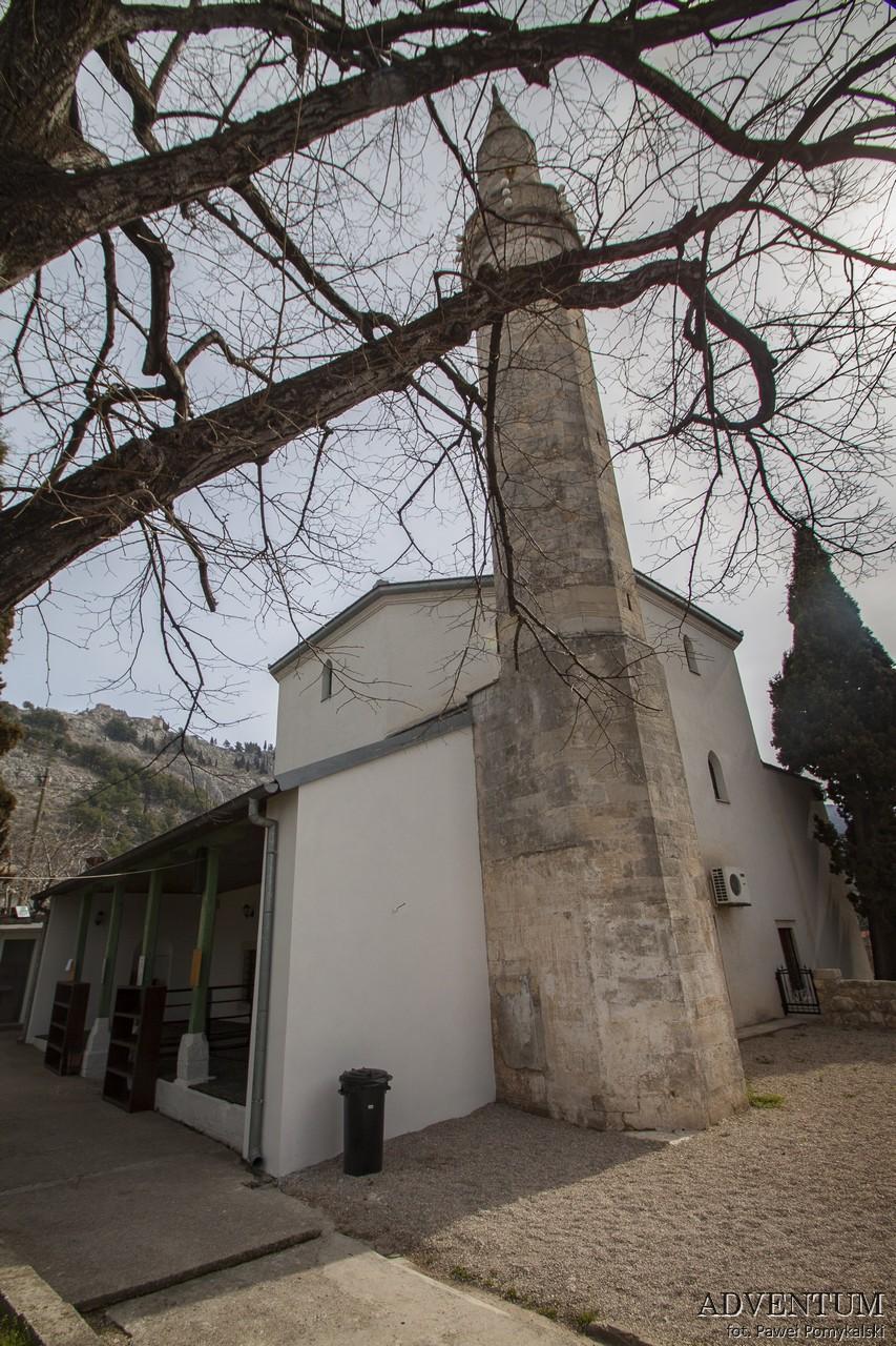 Blagaj Mostar Tekke Tekija Klasztor derwiszów parking buna vrelo bune