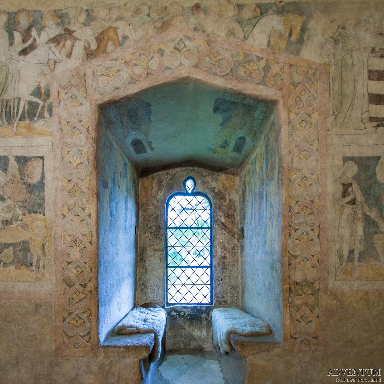 Siedlęcin Wieża Książęca Zamek Atrakcje Mapa Dolny Ślask Kościół