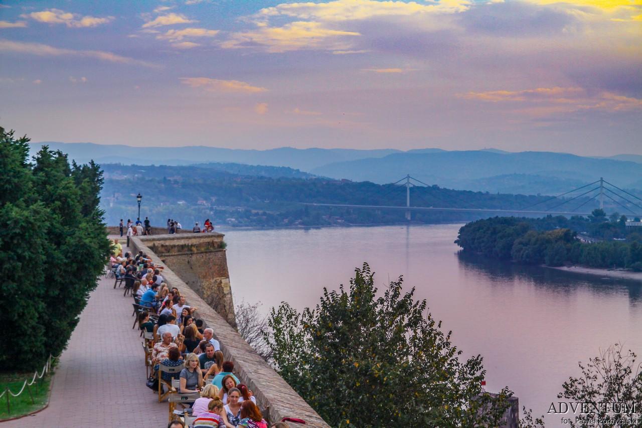 Serbia Atrakcje Ludność Stolica Belgrad Monaster Zwiedzanie