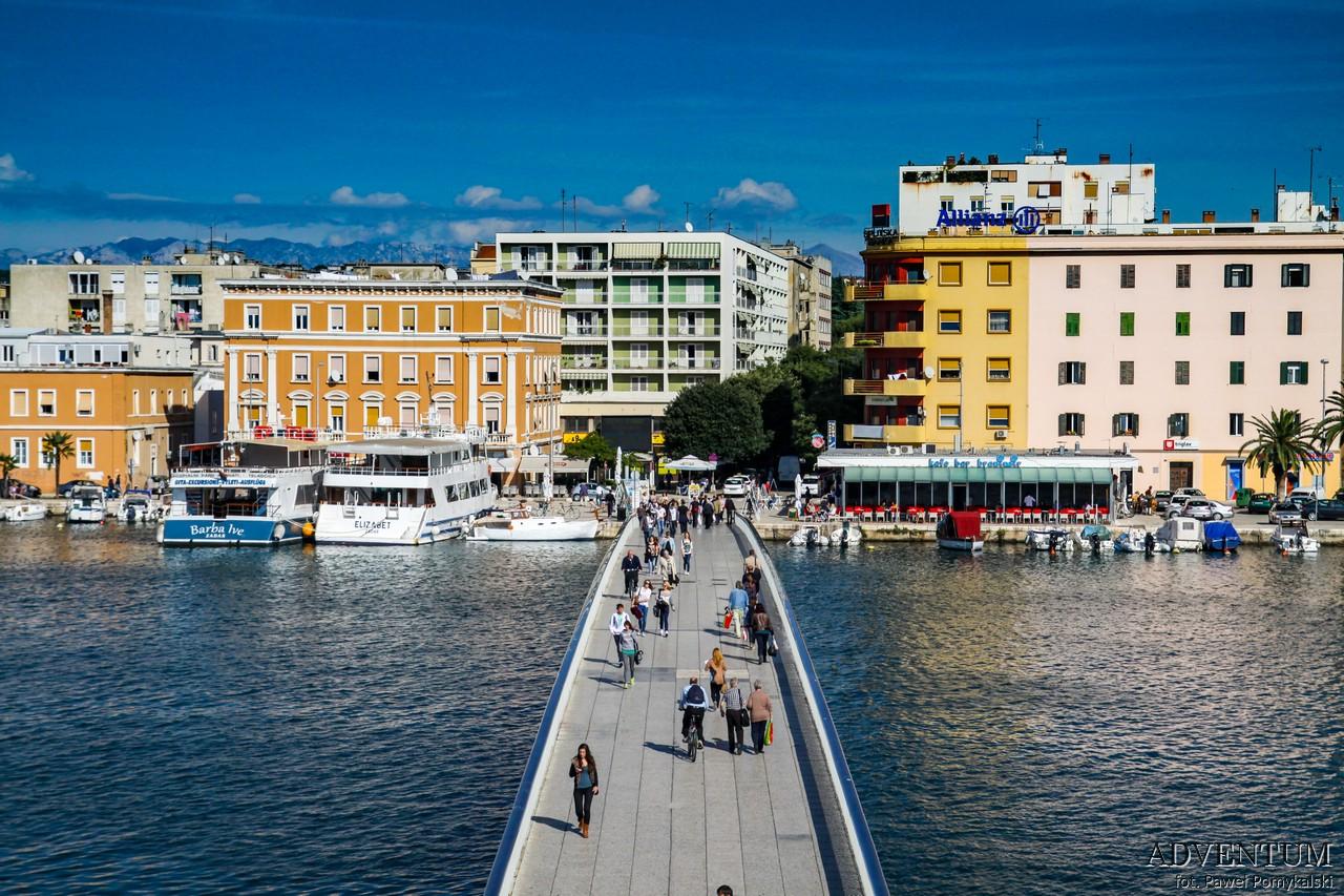 Zadar Chorwacja Atrakcje Stare Miasto Opinie Plaże Kościół św. Donata Opinie