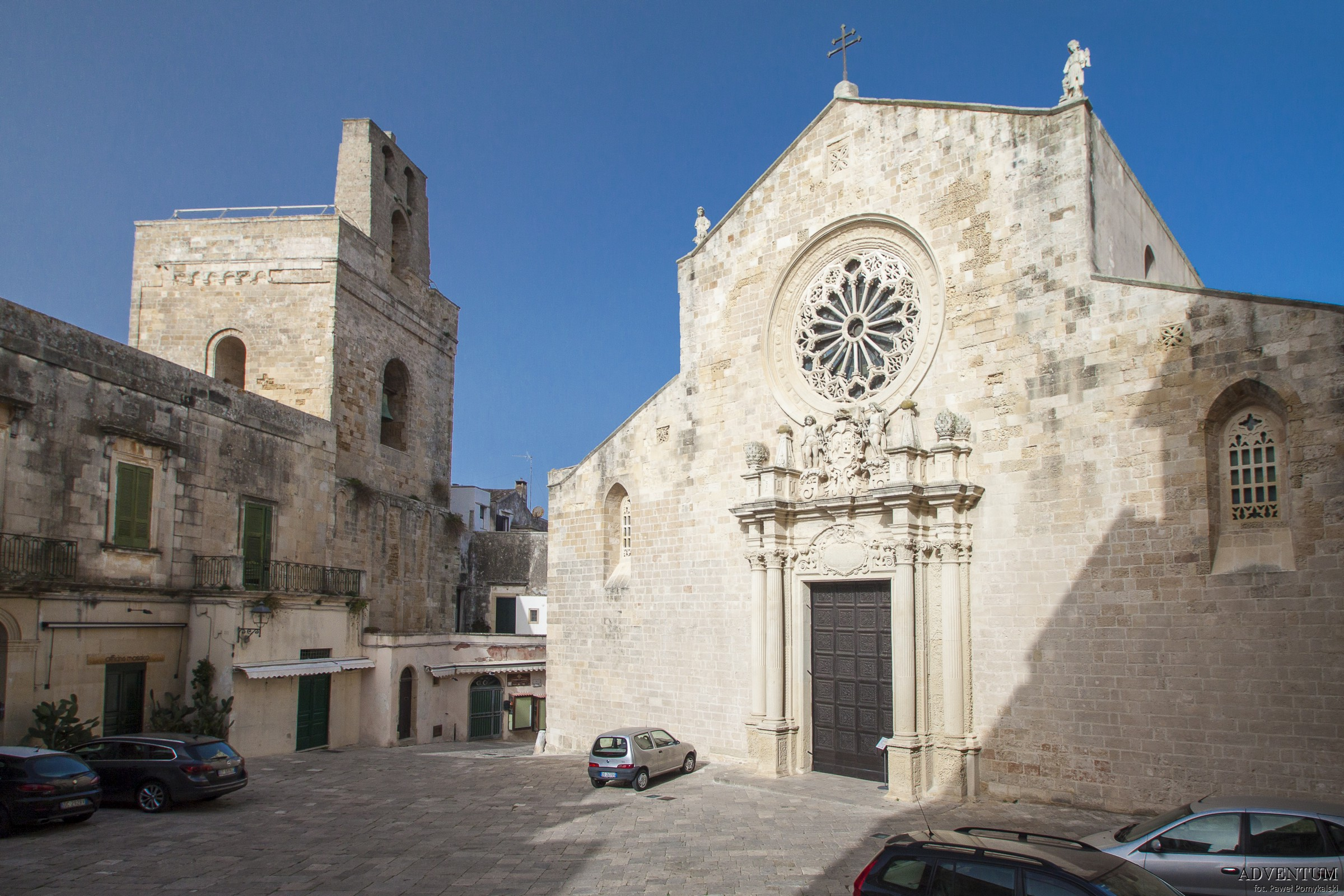 Apulia Puglia Włochy Italy Bari Przewodnik Atrakcje Bitonto Martina Franca Otranto Altamura