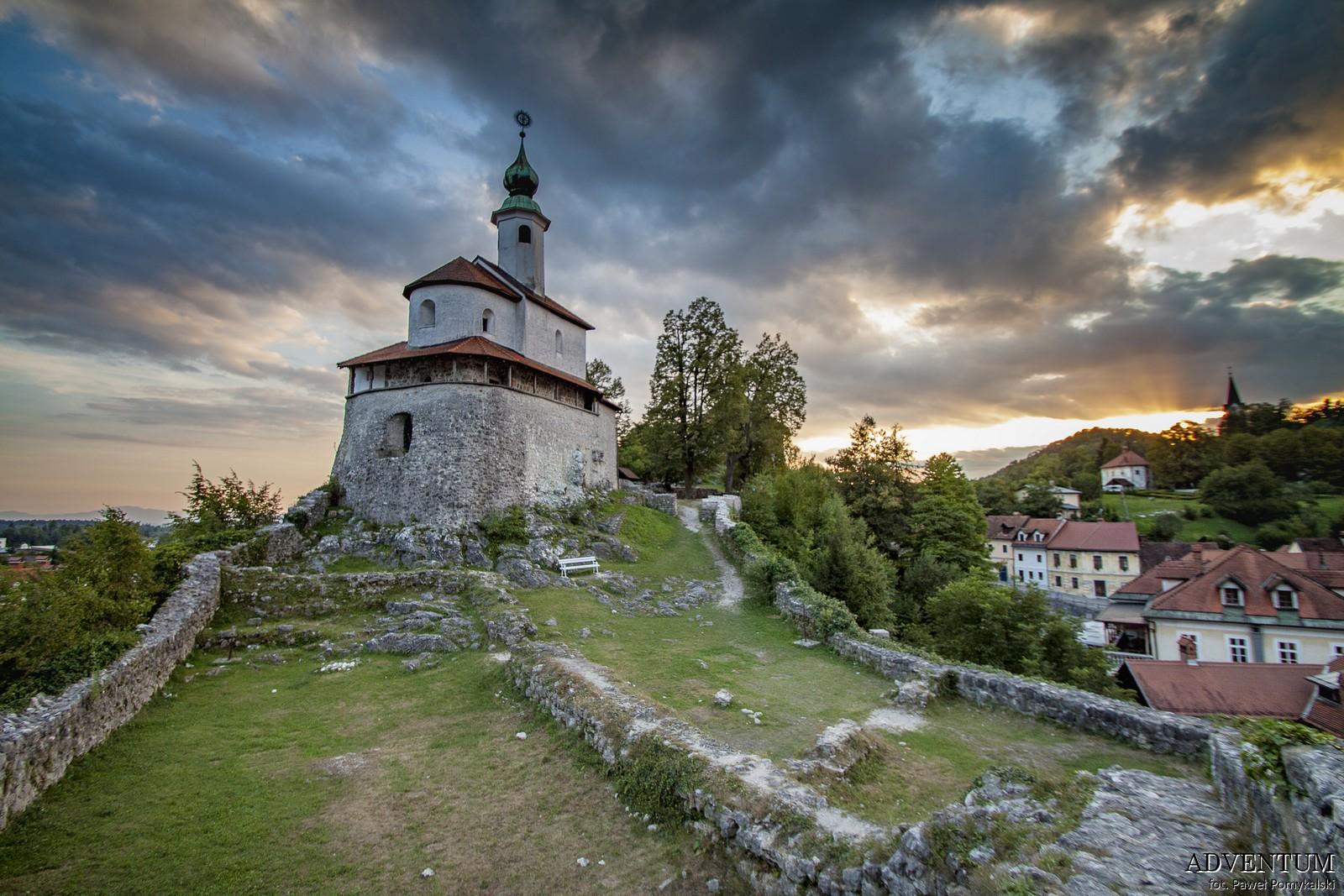 Słowenia Wakacje Atrakcje Zwiedzanie co zobaczyć miasta stolica ljublana maribor piran koper celje