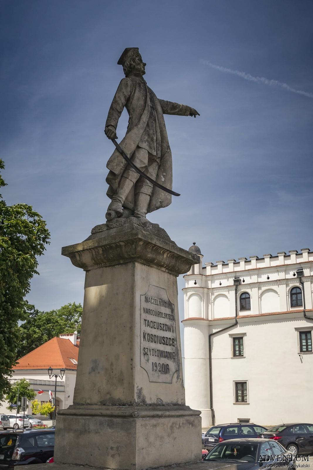 Szydłowiec Mazowsze Mazowieckie Zamek Rynek Ratusz Muzeum ludowych instrumentów muzycznych
