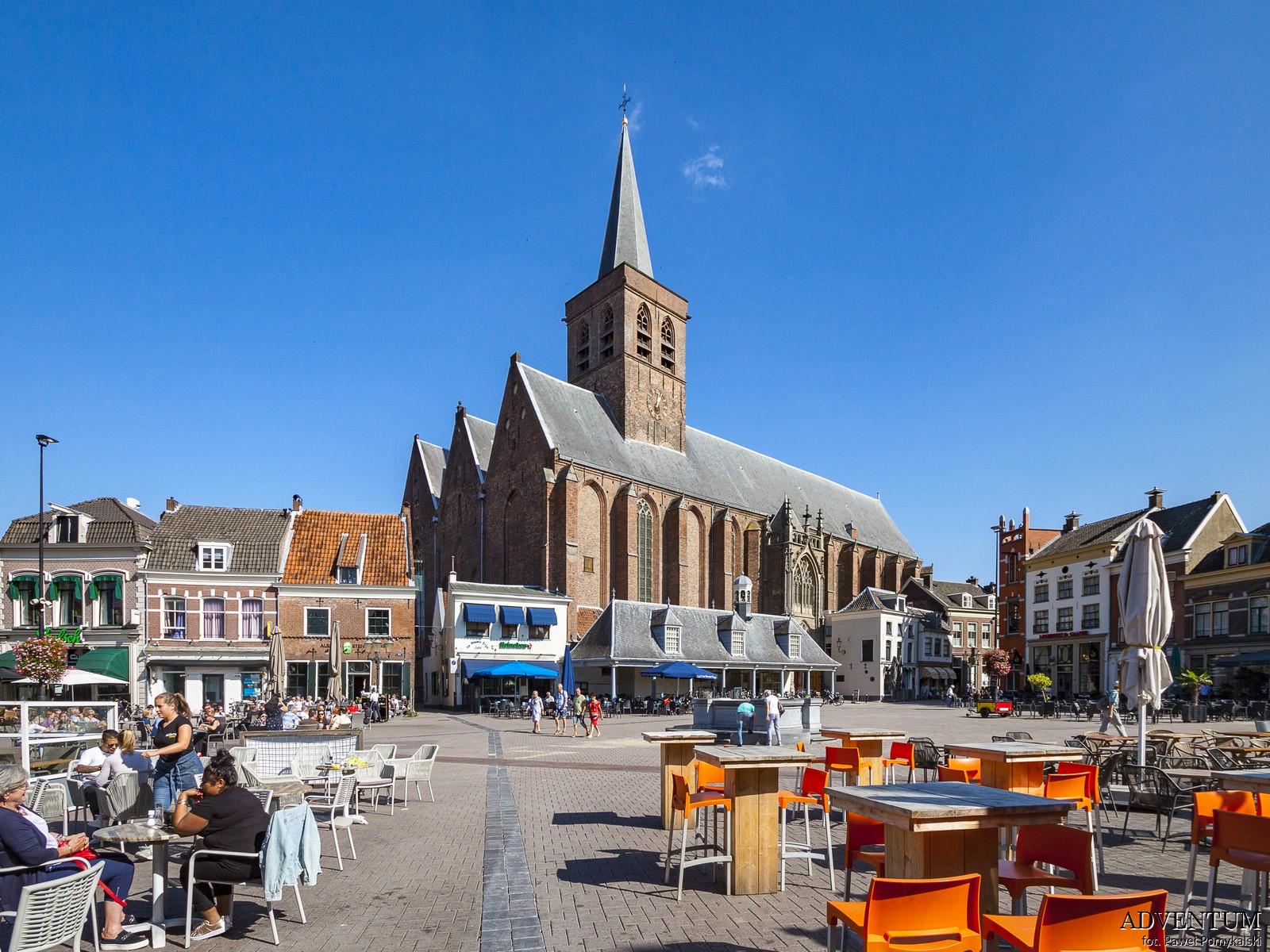 Holandia Amersfoort Atrakcje Zwiedzanie co Zobaczyć Amsterdam Rotterdam Haga Kanały Wiatraki