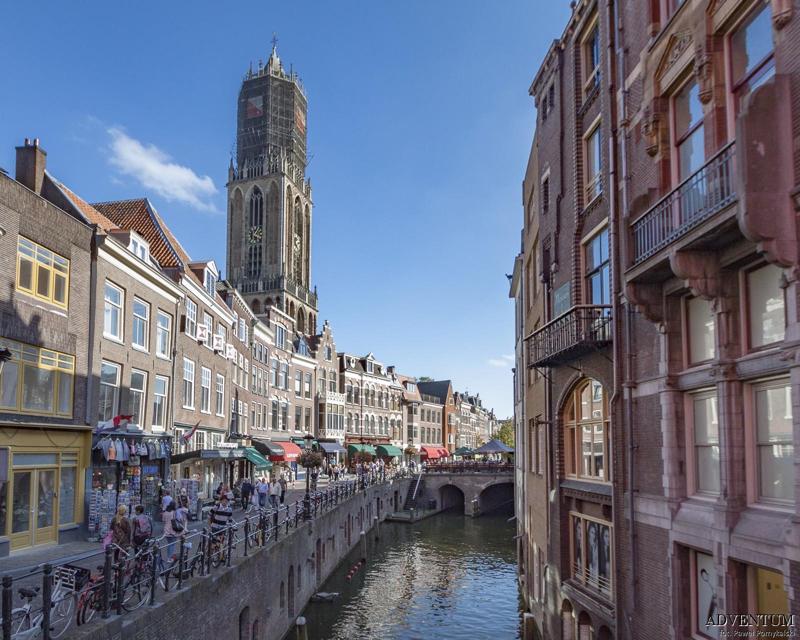 Holandia Utrecht Atrakcje Zwiedzanie co Zobaczyć Amsterdam Rotterdam Haga Kanały Wiatraki