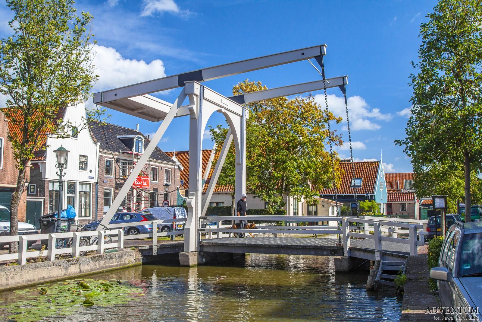 Holandia De Rijp Atrakcje Zwiedzanie co Zobaczyć Amsterdam Rotterdam Haga Kanały Wiatraki