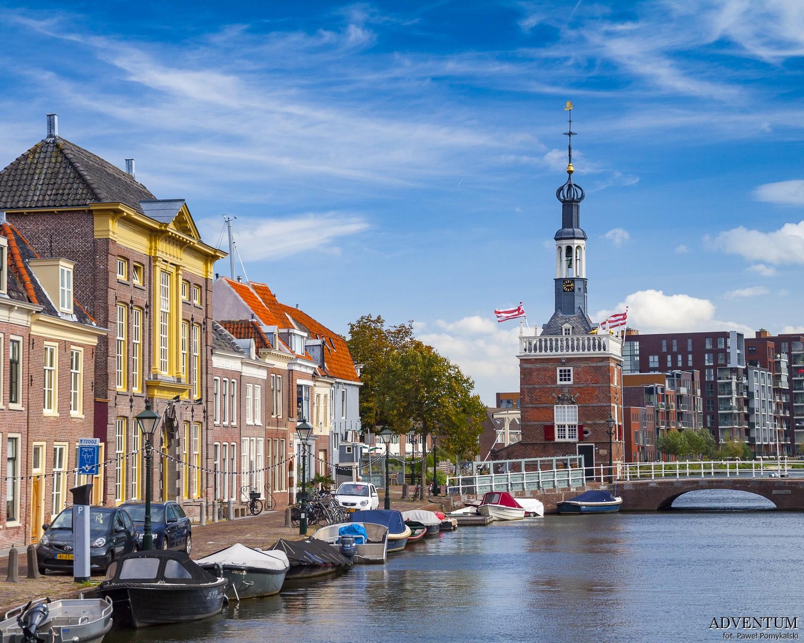 Holandia Alkmaar Atrakcje Zwiedzanie co Zobaczyć Amsterdam Rotterdam Haga Kanały Wiatraki