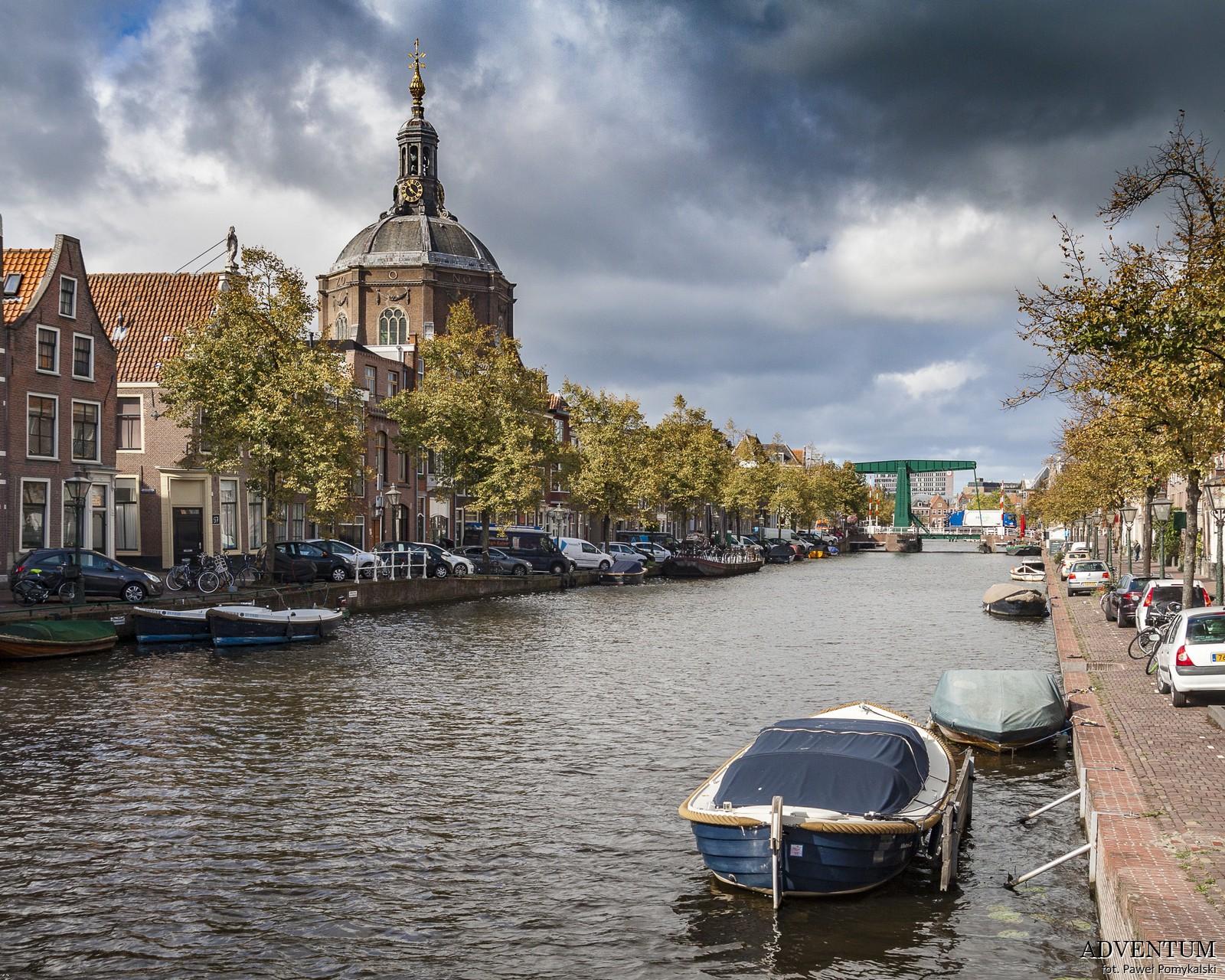 Holandia Lejda Atrakcje Zwiedzanie co Zobaczyć Amsterdam Rotterdam Haga Kanały Wiatraki