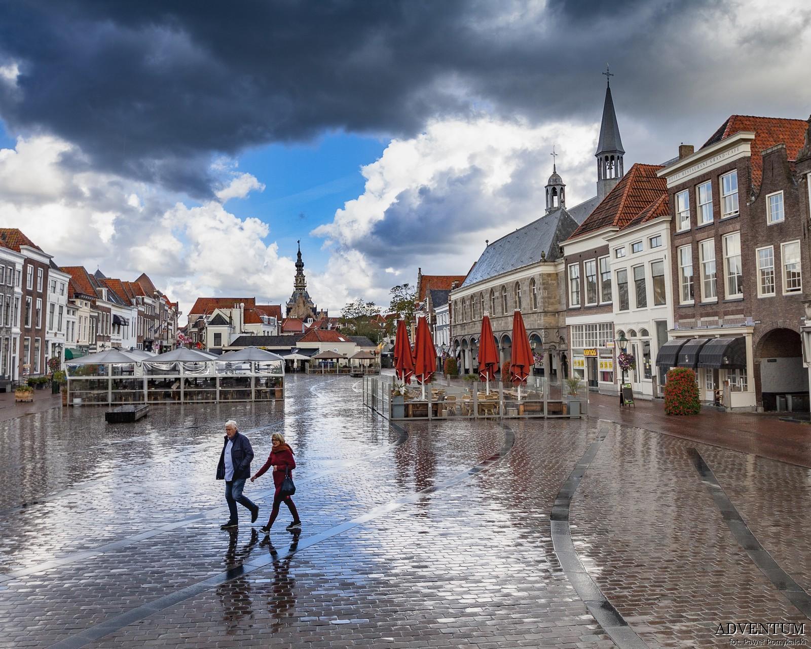 Holandia Zierrikzee Atrakcje Zwiedzanie co Zobaczyć Amsterdam Rotterdam Haga Kanały Wiatraki