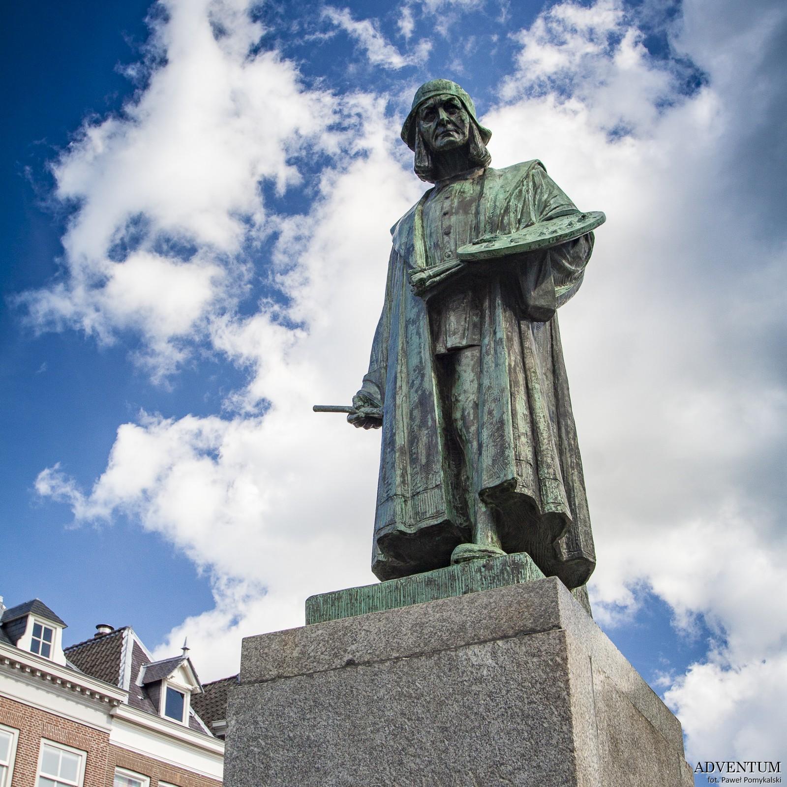 Holandia Hertogenbosch Atrakcje Zwiedzanie co Zobaczyć Amsterdam Rotterdam Haga Kanały Wiatraki